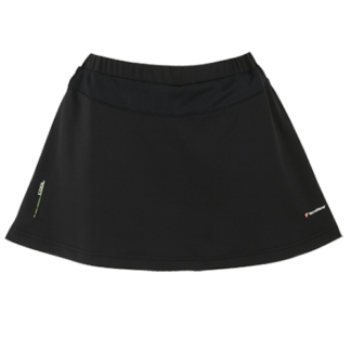 TECNIFIBRE COOL SKORT JR GIRLS BLACK