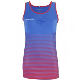 TECNIFIBRE JUNIOR GIRLS LASERVENT BLUE
