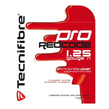 TECNIFIBRE PRO RED CODE TENNIS STRING