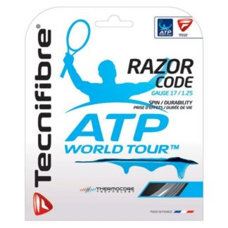 TECNIFIBRE RAZOR CODE ATP WORLD TOUR TENNIS STRING