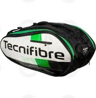 TECNIFIBRE SQUASH BAG 12