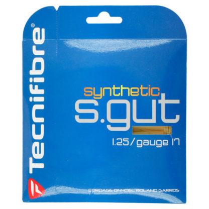TECNIFIBRE SYNTHETIC GUT TENNIS STRING 17