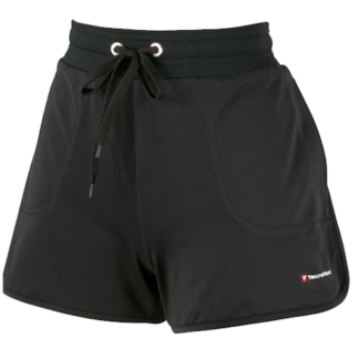 TECNIFIBRE X-COOL SHORTS JR GIRLS BLACK