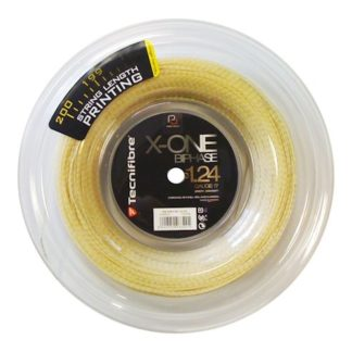 TECNIFIBRE X-ONE 17 TENNIS STRING REEL