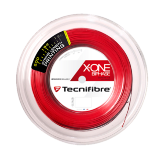 TECNIFIBRE X-ONE BIPHASE SQUASH STRING REEL