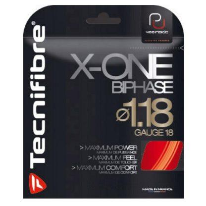 TECNIFIBRE X-ONE TENNIS STRING