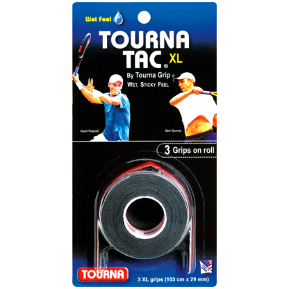 TOURNA TAC 3XL BLACK