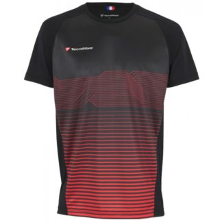 Technifibre F4 Laservent Black Jr Boys T-Shirt