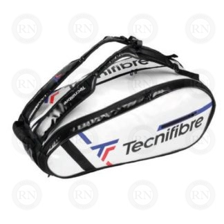 Product Knock Out: Tecnifibre 12R Racquet Bag White