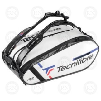 Product Knock Out: Tecnifibre Endurance 15R Racquet Bag - White