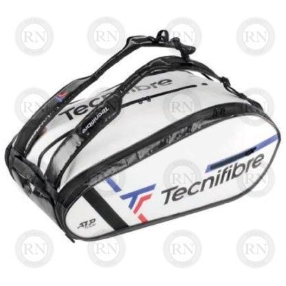 Product Knock Out: Tecnifibre Endurance 15R Racquet Bag - White