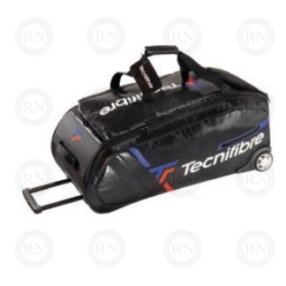 Product Knock Out: Tecnifibre Endurance Rolling Bag - Black