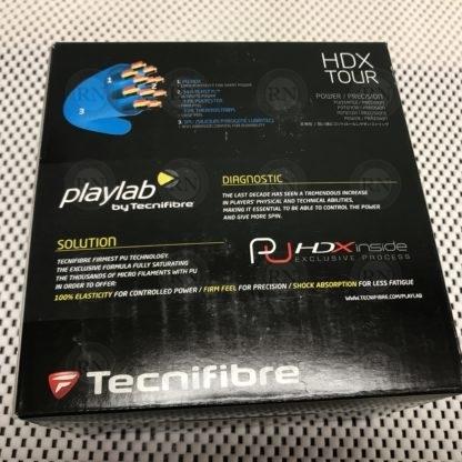 Tecnifibre HDX Tour 1.24 Eco Box Back 2