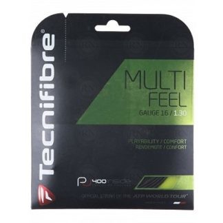 Tecnifibre Multi Feel Tennis String black