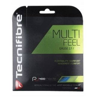 Tecnifibre Multi Feel Tennis String blue
