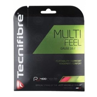 Tecnifibre Multi Feel Tennis String pink