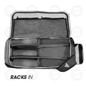 Product Illustration: Tecnifibre Rackpack L Racquet Bag - Racks In