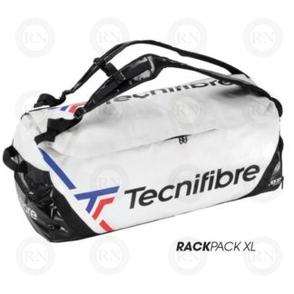 Product Knock Out: Tecnifibre Rackpack XL Racquet Bag - White