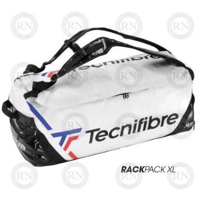 Product Knock Out: Tecnifibre Rackpack XL Racquet Bag - White