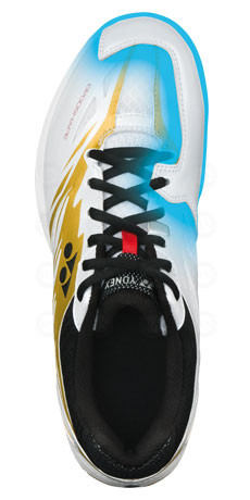 Yonex Tough-Guard-III Shoe Technology