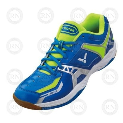 Product Knock Out: Victor AS3 Wide Badminton Shoe Blue Green Whole Shoe