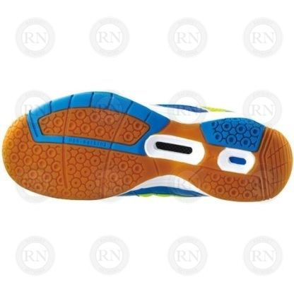 Product Knock Out: Victor AS3 Wide Badminton Shoe Blue Green Sole