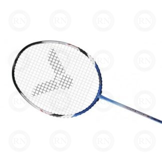 Product Knock Out of Victor Bravesword 12 Badminton Racquet Blue Head