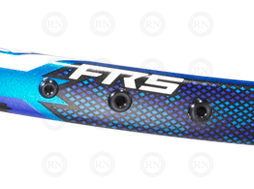 Illustration: Victor FRS Badminton Racquet Technology