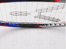 Illustration of Victor Inner Waves Badminton Racquet Technology