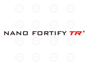Logo for Victor Nanofortigy TR+ Racquet Technology