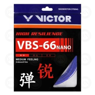 Product Knock Out: Victor VBS-66 Nano Badminton String Set