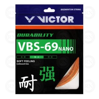 Product Knock Out: Victor VBS-69 Nano Badminton String Set