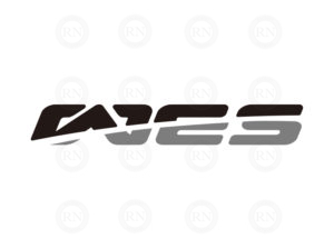 Logo for Victor WES Badminton Racquet Technology