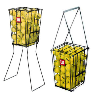 WILSON 75 BALL HOPPER