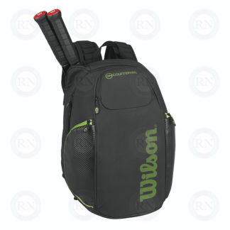 WILSON BLADE BACKPACK BLACK-GREEN