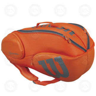 WILSON BURN 9 ORANGE-GREY