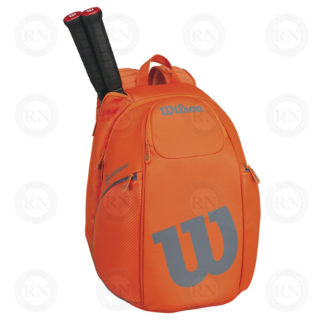 WILSON BURN BACKPACK ORANGE-GREY