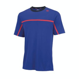 WILSON COLORBLOCK MENS POLO, BLUE