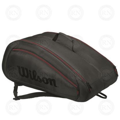 WILSON FEDERER TEAM 12 BLACK