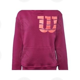 WILSON JUNIOR GIRLS SHOULDER HOODY
