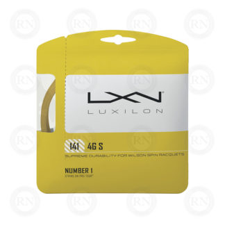 WILSON LUXILON 4G S 141 TENNIS STRING SET