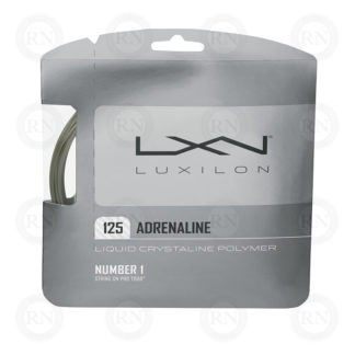 WILSON LUXILON ADRENALINE 125 TENNIS STRING SET