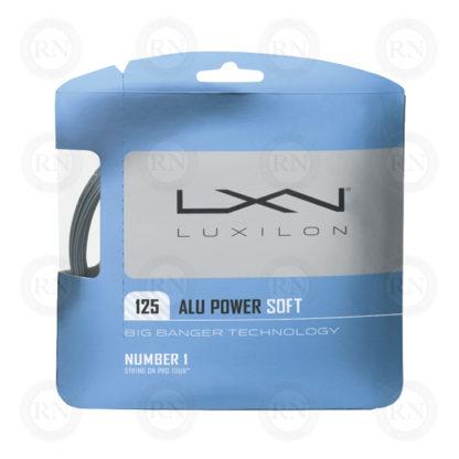 LUXILON ALU POWER SOFT TENNIS STRING SET