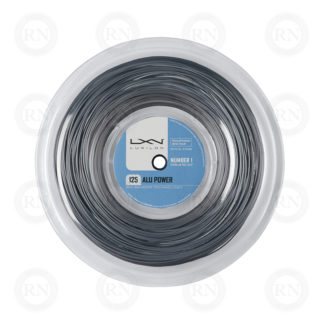 WILSON LUXILON ALU POWER 125 TENNIS STRING 200M REEL