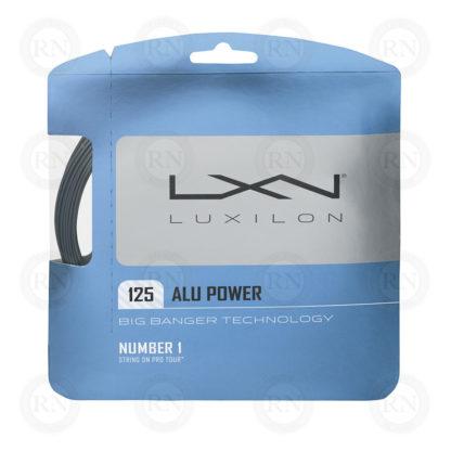 LUXILON ALU POWER 125 TENNIS STRING SET
