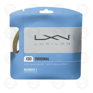 LUXILON ORIGINAL 130 TENNIS STRING SET