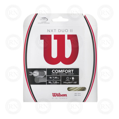 WILSON NXT DUO II TENNIS STRING SET