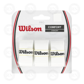 WILSON PRO OVERGRIP WHITE TENNIS GRIP