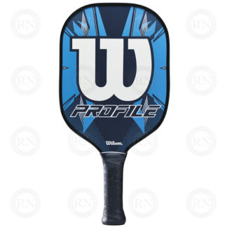 WILSON PROFILE PICKLEBALL PADDLE BLUE