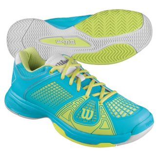 WILSON RUSH NGX LADIES AQUA